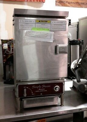 Used Southbend Ez-5 Electric Countertop Convection Steamer