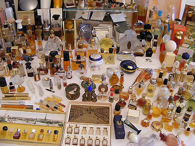 Sale !!!!    Huge Vintage Some Rare Perfume Collection Lot Limoge Boxes, Powders