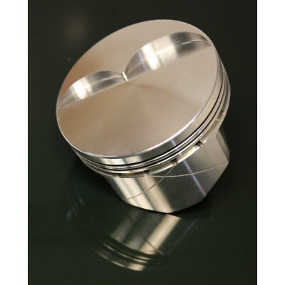 """Dss Racing Piston Set 4570x 4185; Gsx 4.185"""" Forged Flat For Ford 427w Stroker"""