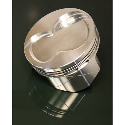 """Dss Racing Piston Set 4589x 4165; Gsx 4.165"""" Forged Dish For Ford 427w Stroker"""