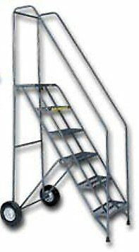 fold n store rolling ladder, hfawl 12