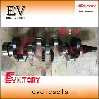 New Kubota Crankshaft V3300 V3300-di Crankshaft For Bobcat Skid Loader