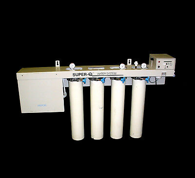 Millipore Super Q Type 1 Industrial Water Filter Purification System