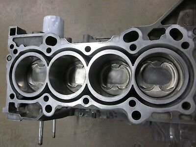 2003-2007 Honda Accord Short Engine Block 2.4l 03,04,05,06,07