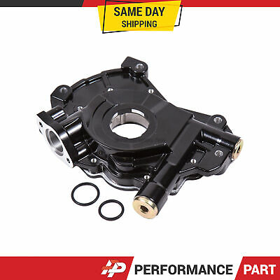 High Performance Oil Pump For 91-09 Ford Lincoln 4.6l 5.4l 6.8l V8 Windsor Romeo