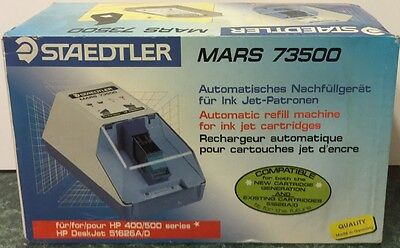 very rare collectible museum piece staedtler 73500 automatic refill machine