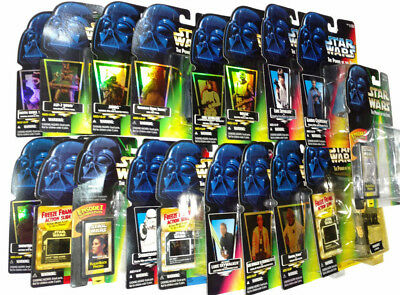 Pick & Choose Star Wars Kenner Hasbro 1995 - 2005 Complete 80+ Action Figures