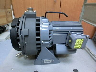 Anest Iwata Isp-250 Oilfree Dry Scroll Pump,0.4kw,yaskawa En-81t Motor,used~5941