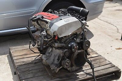 98-00 R170 Mercedes Sl230 2.3l Engine Motor Long Block Assembly Low Mileage