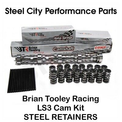 Brian Tooley Racing Ls3/l99 Stage 4 Cam Kit - Cam Motion Cam/springs/pushrods