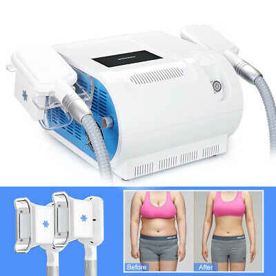 Best Price Two Handles Cooling Systerm Frozen Slimming Cellulite Removal Machine