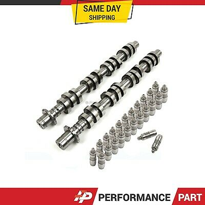 Camshafts Lifters Fit 05-14 Ford Explorer F150 Mustang Mercury Mountaineer 3v