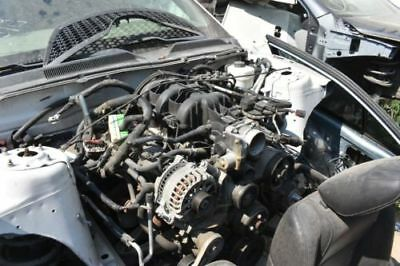 2009 Ford Mustang Engine 1zvft84n275355011