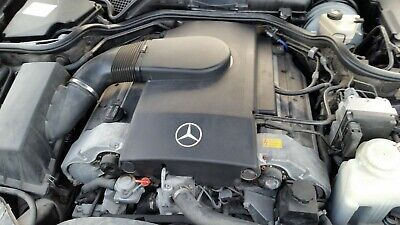 Mercedes W210 E-class 1997 E420 Complete Engine Motor Very Nice 081,752 Miles