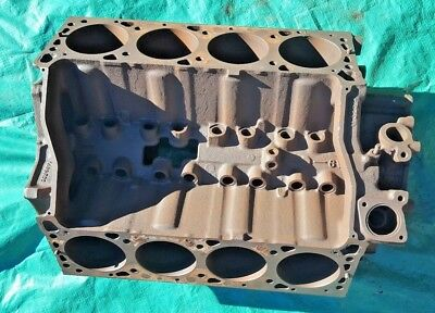 Oem 1971-1976 Cadillac 472 500 Engine Block Core W/ Pistons Rods Caps Mag Ok