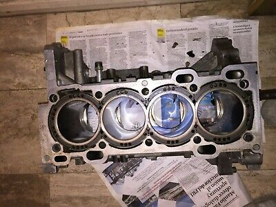 Darton Mid Sleeved Volvo S40 2.0t/ T4 Block (up To 1,000hp)