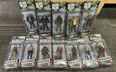 Walking Dead Series 8 Lot Of 12 Collectibles