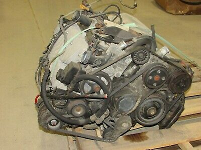 Gm 3.9l V6 Gas Engine, 100k Miles, Removed From 2009 Chevy Impala