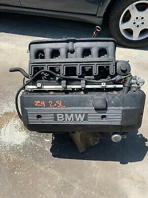 2003-2006 Bmw Z4 E85 2.5l Engine Motor Long Block 105k -local Pick Up Only-
