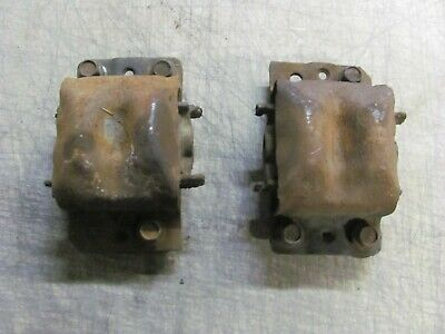 82 92 Camaro Trans Am V8 Engine Motor Mounts 305 350 Tpi Tbi Firebird Gta