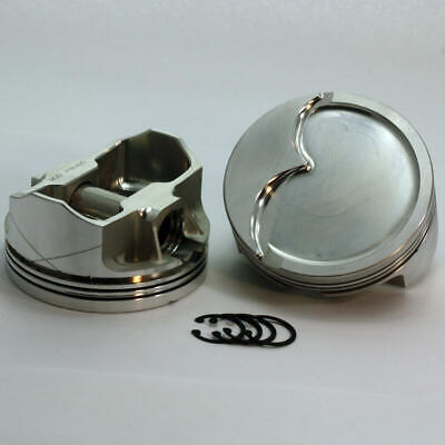 """Dss Racing Piston Kit K3-2953-4130; 4.130"""" Bore -15.0cc Dish For Chevy Ls7"""