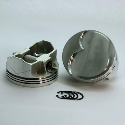 """Dss Racing Piston Kit K3-2952-4130; 4.130"""" Bore 6.0cc Dome For Chevy Ls7"""
