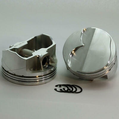 """Dss Racing Piston Kit K3-2832-4070; 4.070"""" Bore Dome For Chevy Ls2, Lq9, L76"""