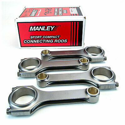 Manley Connectings Rods H Beam For Big Block Chevrolet 6.385