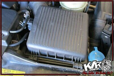Engine Air Intake Box Complete - Discovery Td5 Diesel Turbo Spare Parts - Klr