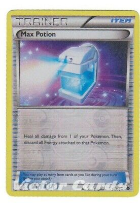 Pokemon Max Potion - 94/98 - Reverse Holo - Emerging Powers - LP