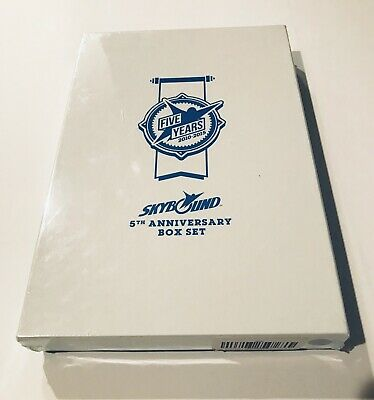 Image Skybound 5th Anniversary Rare Blue Line Edition Box Sealed Sdcc Rare Twd