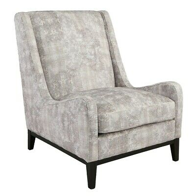 """29"""" W Daniel Occasional Chair Solid Wood Frame Floral Print Polyester Modern"""