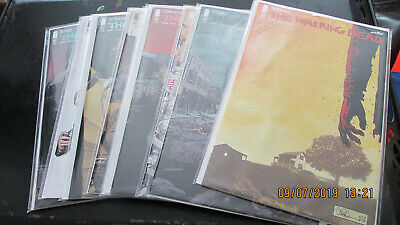 Individual Walking Dead Unread Pick & Complete Your Collection Free Shipping