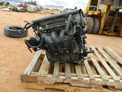 2002 2003 2004 2005 2006 Toyota Camry 4cyl 2.4l Engine Motor Assembly