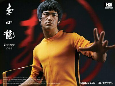Blitzway Bruce Lee Statue 1:3 Scale 40th Game Of Death Sold Out Nt Sideshow Rare