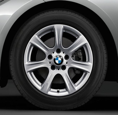 4 Orig Bmw Winter Wheels Styling 394 225/55 R17 97h M+s 3er Gt F34 72db 19b153