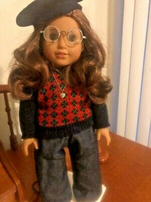 """molly Mcintire"" Pleasant Company American Girl Doll Retired"
