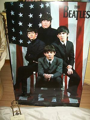 The Beatles First Visit To America 1964 Us Limited #