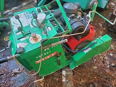 "Edco 20 Hp, 20"",  Concrete Saw, Honda Engine, Very Low Hours"