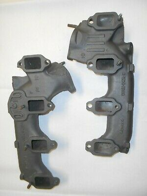 1966 67 68 Mel 462 Lincoln R & L Exhaust Manifolds