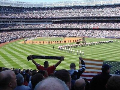 New York Yankees Vs. New York Mets (4) Tickets 7/8/2020  @yankee Stadium
