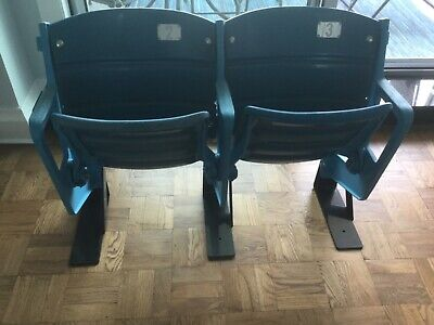 Yankee Stadium Authentic Seats With Steiner Sports Certificate Of Authenticity