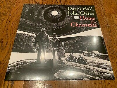 Daryl Hall & John Oates Home For Christmas Black Friday Rsd Record Store Day