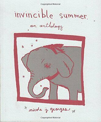 New - Invincible Summer (comix) (v. 2) By Georges, Nicole