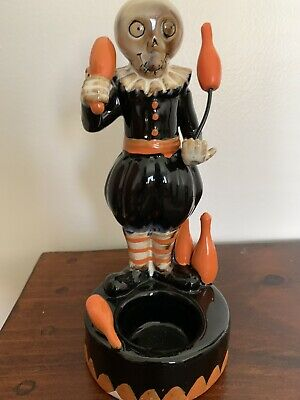 Yankee Candle Boney Bunch Juggler. Shipped In Box It Came In
