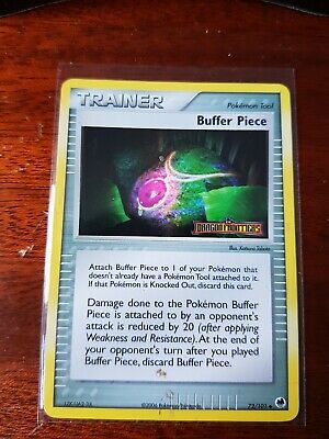 Pokemon Buffer Piece Reverse Ex Dragon Frontiers 72/101 Highly Played