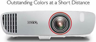 Benq Ht2150st 1080p Short Throw Gaming & Home Theater Projector, Used 94 Hours