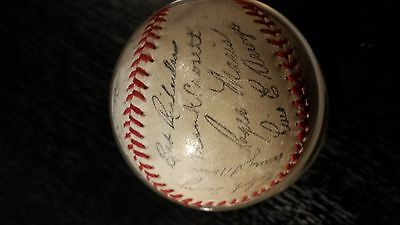 1961-1962 World Series Stamped Players Ny Yankee Baseball