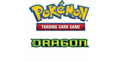 Pokemon Card Collection - EX Dragon Set /97 - Rare Common Uncommon Cards