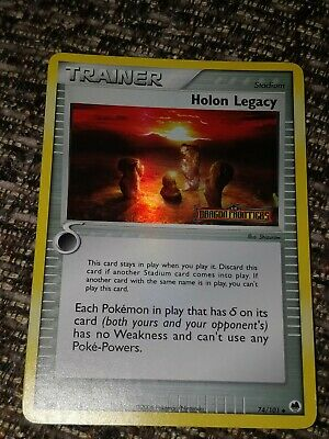 Holon Legacy 74/101 Reverse Holo Trainer Card - Pokemon EX Dragon Frontiers